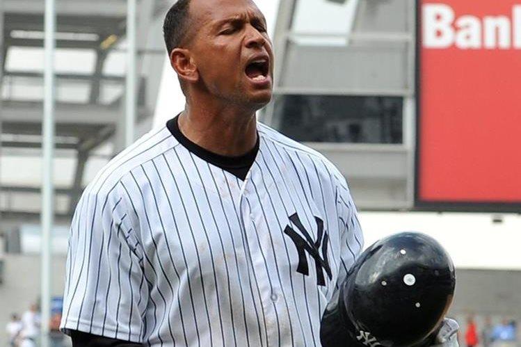 El exjugador de los Yanquis de Nueva York confesó que el uso de esteroides le causo muchos problemas. (Foto Prensa Libre: Hemeroteca PL)