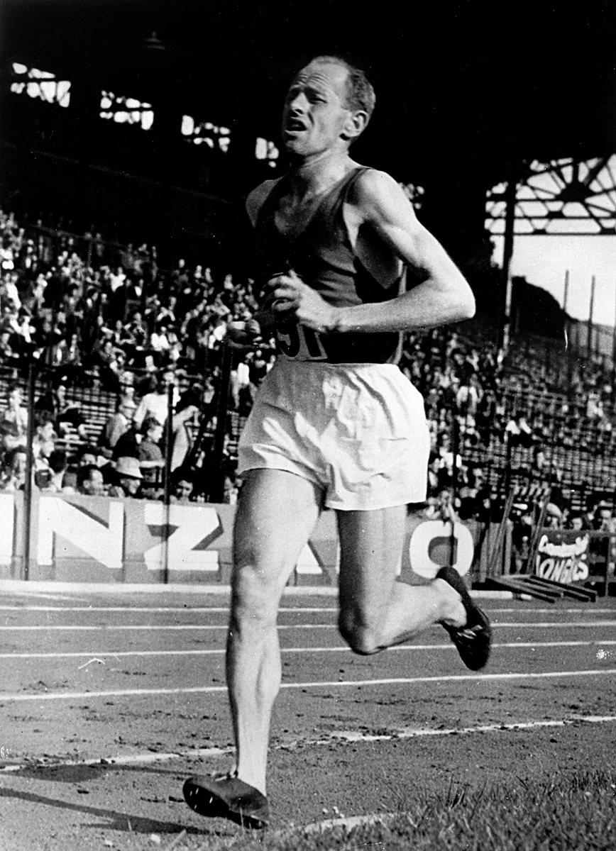 Zatopek se coronó en los Juegos Olímpicos de Helsinki 1952. (Foto: Hemeroteca PL)