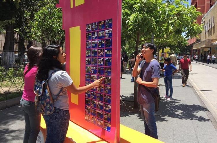 En las exposiciones habían fotografías de varios artistas.(Prensa Libre: cortesía)
