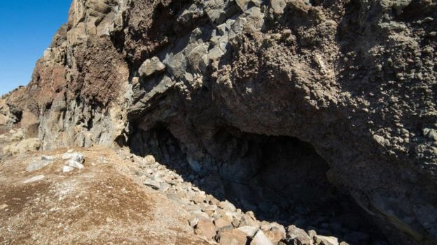 Hay evidencia de presencia de humanos en Oregón hace 14.500 años. SCIENCE PHOTO LIBRARY