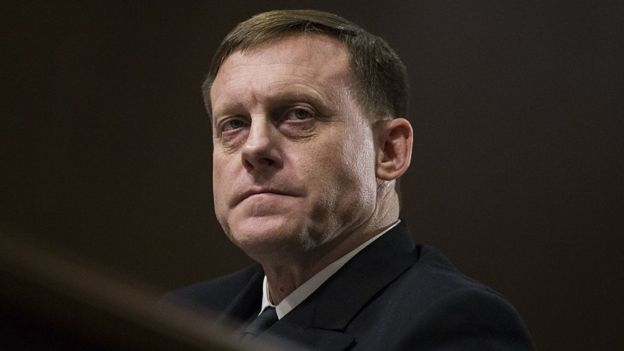 Michael S. Rogers es el director de la NSA. GETTY IMAGES