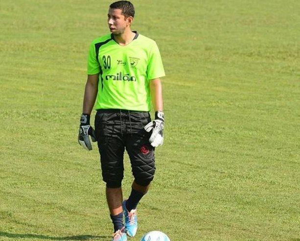 Antes de jugar con Guastatoya, Paredes militó en otros equipos como Comunicaciones. (Foto Prensa Libre: Hemeroteca PL)