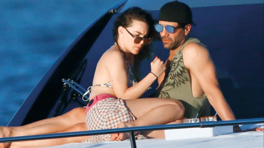 TVNotas captó imágenes de Belinda y Angel en Los Cabos, México. (Foto Prensa Libre: TVNotas)