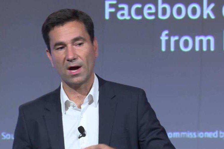Diego Dzodan, vicepresidente de Facebook para América Latina.