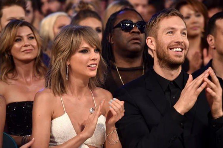 Tylor Swift y Calvin Harris son la pareja más envidiada de las últimas semanas. (Foto Prensa Libre: Hemeroteca PL).