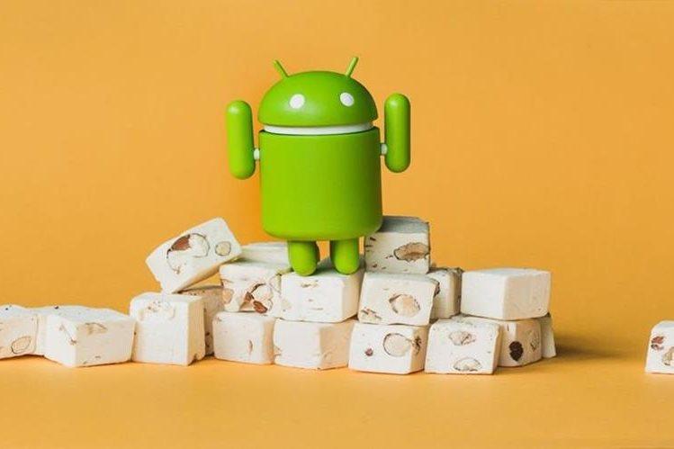 Android Nougat tiene 250 funciones nuevas, según Google. (Foto: Hemeroteca PL).