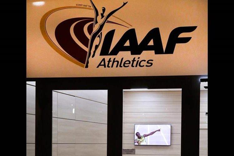 La IAAF denunció el robo de documentos de su sitio en internet. (Foto Prensa Libre: Hemeroteca)