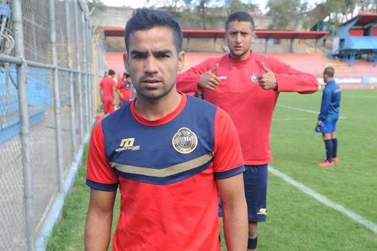 Víctor Alexis Matta es una de los jugadores claves en el armado de Municipal (Foto Prensa Libre: Edwin Fajardo)