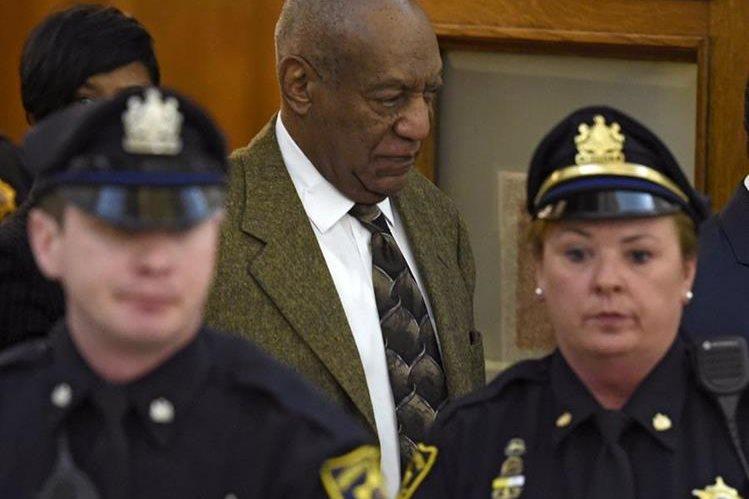 Bill Cosby es acusado de agresión sexual por hechos que ocurrieron en el 2004. (Foto Prensa Libre: AP)