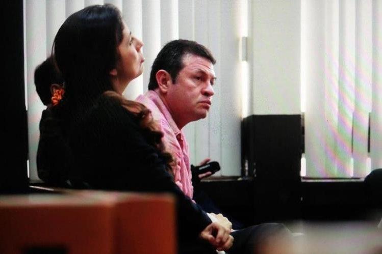 """Sergio Roberto López Villatoro, conocido como """"el Rey del tenis"""", está procesado en el caso Comisiones Paralelas. (Foto Prensa Libre: Carlos Hernández)"""