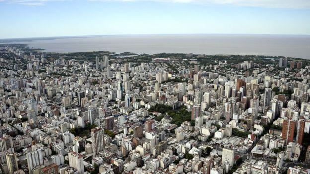 Buenos Aires se formó a orillas del Río de la Plata, que luego dio origen al nombre de Argentina. (GETTY IMAGES)