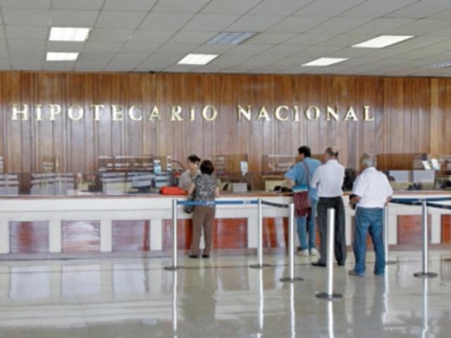 La estrategia de esa entidad financiera apunta a mejorar la atención crediticia. (Foto Prensa Libre: Hemeroteca PL)