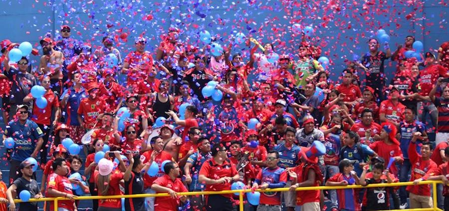 Municipal podrá contar con sus aficionados en las gradas en el partido del domingo contra Malacateco. (Foto Prensa Libre: Hemeroteca)