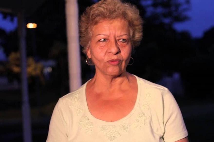 Laura Salas es la madre de los cuatro hijos de Juan Gabriel. (Foto Prensa Libre: YouTube)
