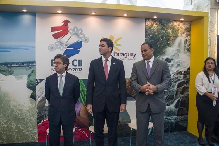 Gobernadores del FMI y del BID celebran en Nassau su asamblea anual. (Foto Prensa Libre: EFE)