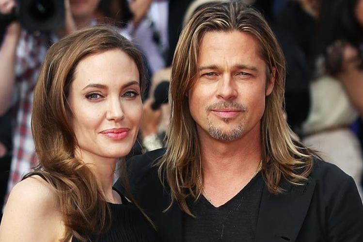 Brad Pitt y Angelina Jolie tienen problemas legales pos sus hijos. (Foto Prensa Libre: Hemeroteca PL)