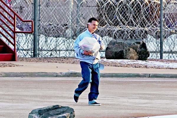 Alfonso Portillo de 63 años, fue sentenciado en mayo de 2014 a cinco años y 10 meses de prisión. (Foto Prensa Libre: EFE)