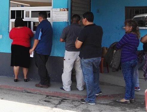 El sobrepeso y obesidad son los principales factores asociados al desarrollo de la hipertensión arterial. (Foto Prensa Libre: Roni Pocón)