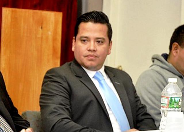 Claus Marvin Mérida fue nombrado Embajador el 30 de noviembre del 2015. (Foto Prensa Libre: Hemeroteca PL)