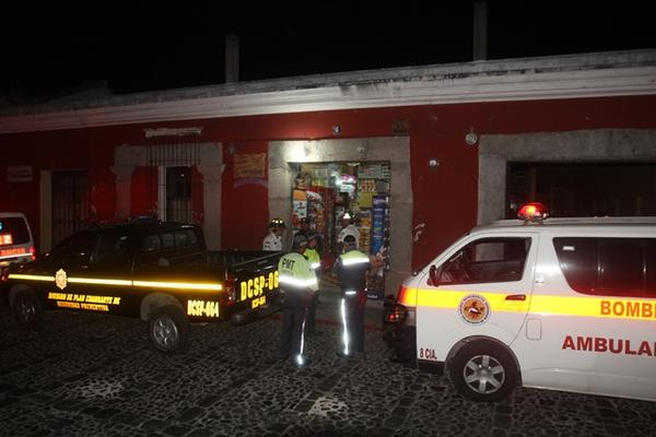 <p>Elías Ic Aquí se opuso a un asalto. (Foto Prensa Libre: Miguel López)</p>