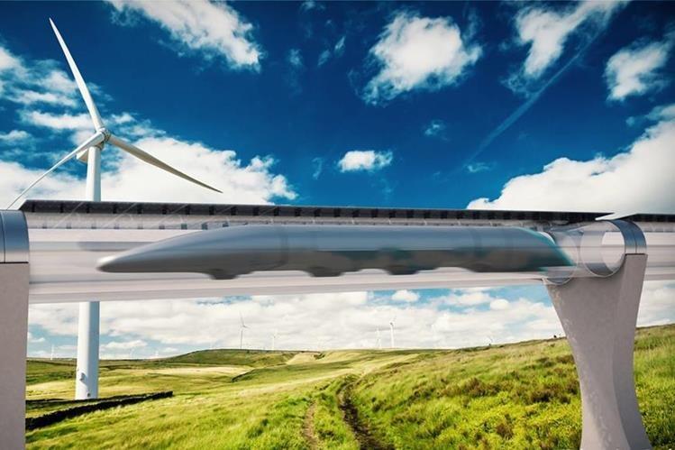 El mayor reto de hacer realidad Hyperloop son los costos de la construcción de los tubos (Foto: Hemeroteca PL).