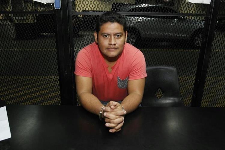 Willian Hernández es señalado de malversación, peculado e incumplimiento de deberes por la Fiscalía contra la Corrupción. (Foto Prensa Libre: Paulo Raquec)