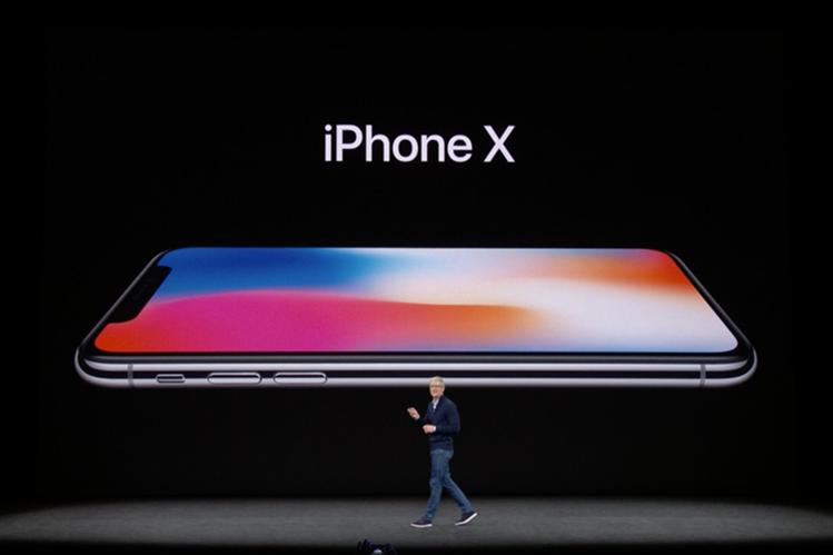 iPhone X, el dispositivo más reciente de Apple, no llegará pronto a los usuarios (Foto Prensa Libre: servicios).