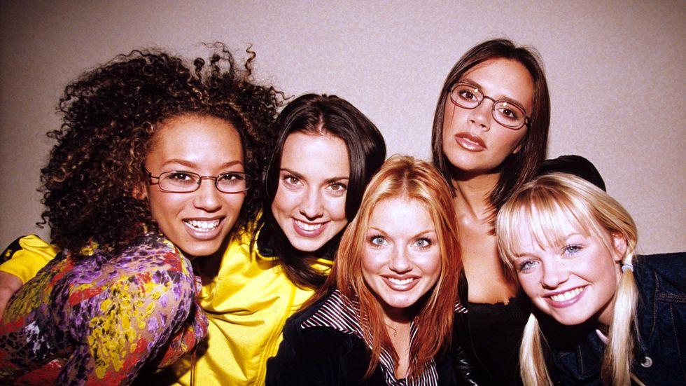 Las Spice Girls se hicieron populares en la década de 1990. (Foto: Hemeroteca PL).