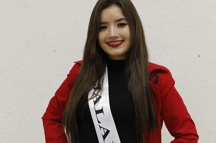 Diana Lucía Lemus representa a Jalapa