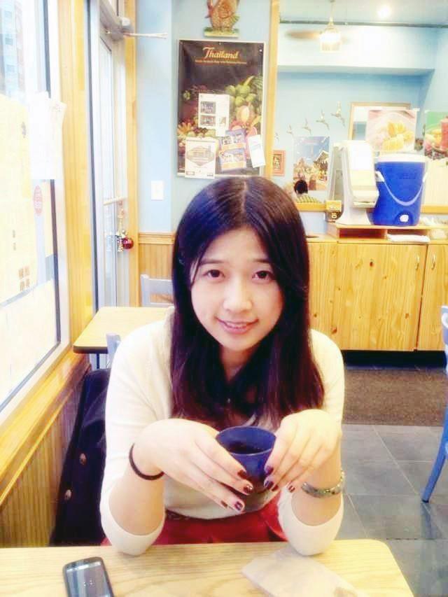 Lingzi Lu, 23 años, una estudiante de origen japonés, otra de las víctimas del terrorismo en Boston. (Foto Prensa Libre: AP).