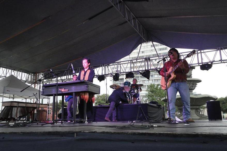 Los conciertos al aire libre serán uno d del os principales atractivos de este Festival. (Foto Prensa Libre: Hemeroteca PL)