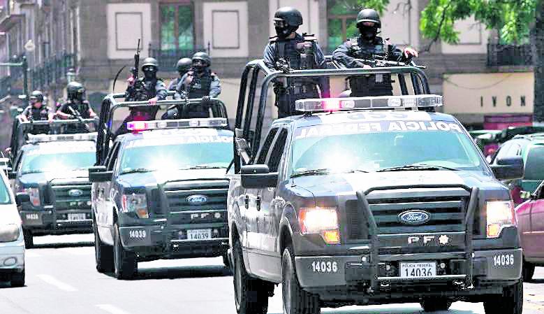 <em><em>Ilustración. Los narcos atacaron una barricada de un grupo de autodefensa en el occidental estado mexicano de Michoacán. </em>(Foto Hemeroteca PL).</em>