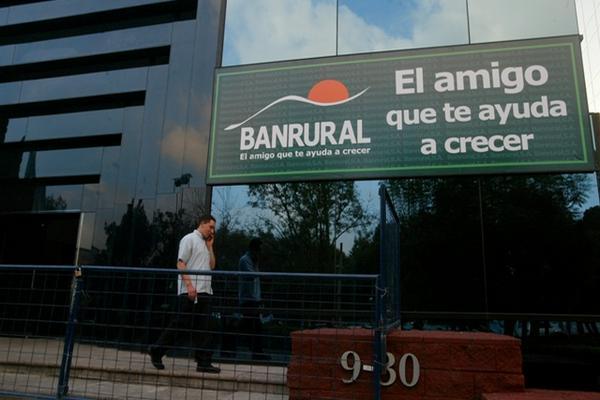 Banrural. (Foto Prensa Libre: HemerotecaPL)