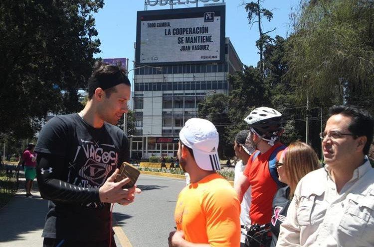 Guatemaltecos abogan por el rescate de los valores para mejorar la sociedad.