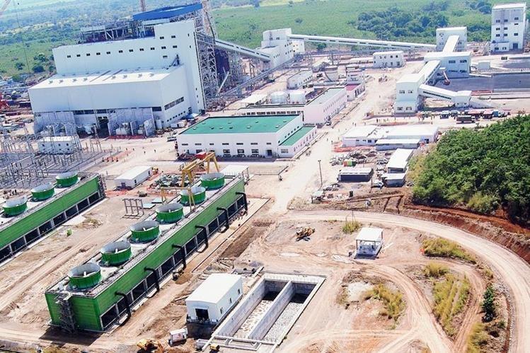 Jaguar Energy es una fuente de energía eléctrica de Guatemala, que aporta hasta 300 MW. (Foto Prensa Libre: hemeroteca PL)