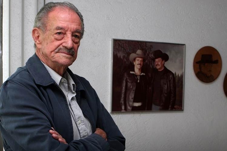 Mario Almada pasó sus últimos días en su residencia en Cuernavaca.