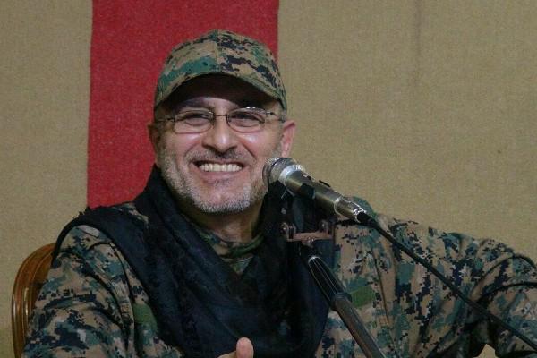 Mustafa Badredin, líder militar del grupo chií libanés Hizbulá. (AFP).