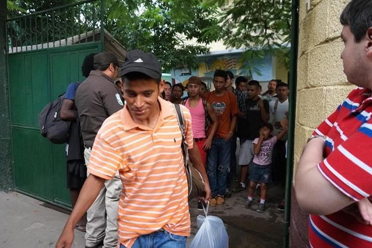El número de migrantes deportados desde México se ha incrementado en los útlimos meses. (Foto Prensa Libre: Hemeroteca PL)