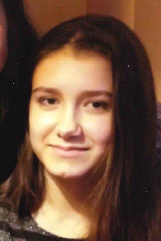 La menor fue identificada por las autoridades como Nikola. (Foto: Polizeiinspektion Lüneburg).