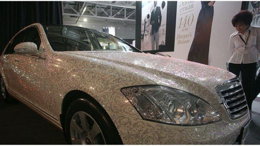 La demanda de bienes de lujo aumenta. AFP