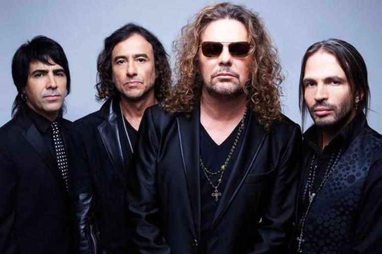 La agrupación de rock mexicano Maná ha sido uno de los referentes de la música que se ha sumado al apoyo de los afectados (Foto Prensa Libre: servicios).