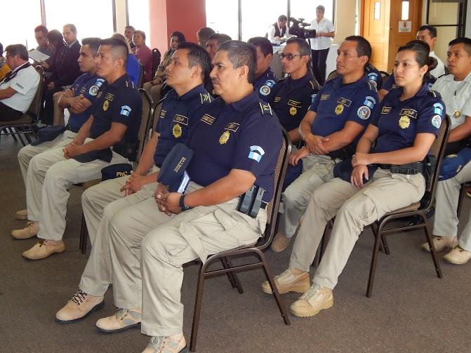 Los agentes de seguridad turística serán capacitados. (Foto Prensa Libre: Inguat)