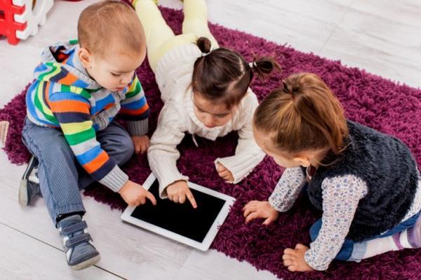 Expertos desarrollaron un juego para mejorar la calidad visual de los niños. (Foto Prensa Libre: ARCHIVO)