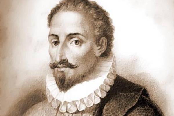 """<p>Miguel de Cervantes (1547-1616)<br _mce_bogus=""""1""""></p>"""