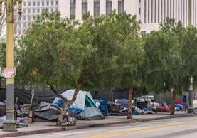 Los Ángeles está considerando una nueva peculiar solución: construir minicasas en los jardines, para darle de vivir a cientos de personas que no tienen hogar -foto con fines ilustrativos-. (Foto Prensa Libre: ShutterStock)