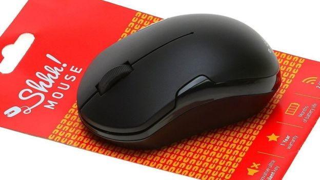 "¿Un mouse sin ""clics""? Ya es posible. (AMAZON)"