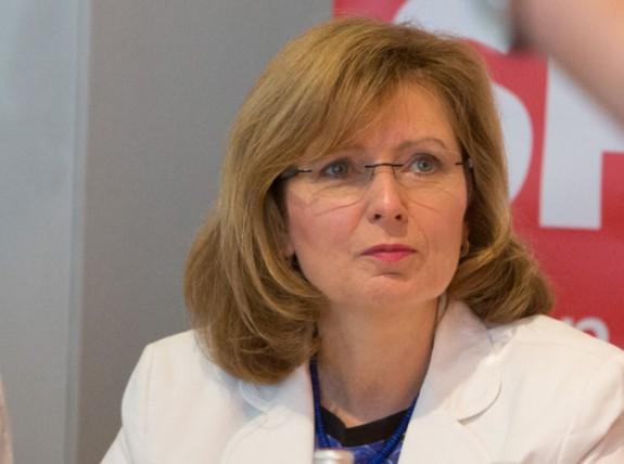 Petra Hinz dejará su escaño en el Parlamento federal de Bundestag.