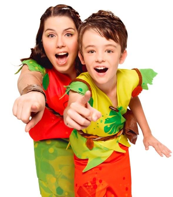 La serie está pensada para niños de 2 a 7 años, y narra las aventuras de dos hermanos en la selva. (Foto Prensa Libre: Disney)