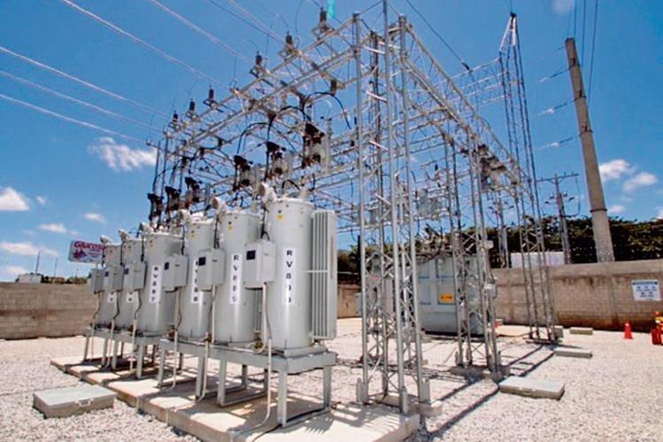 la Subestación se ubica en San Miguel Petapa y conecta a otras subestaciones como Santa Mónica e Industrial.