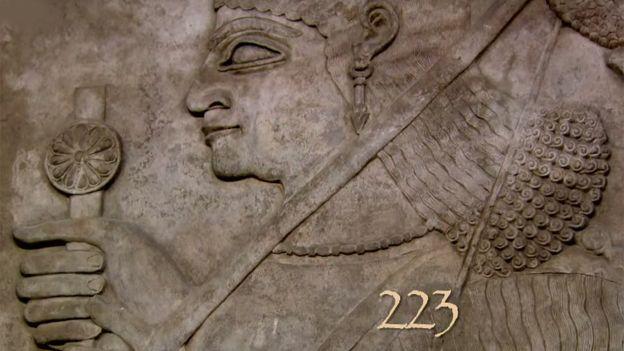 Gracias a millones de tabletas con datos históricos que habían archivado a lo largo del tiempo, los babilonios encontraron el patrón de los eclipses.